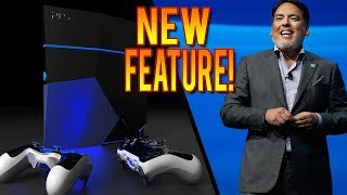 PS5 | New Patent REVEALS PlayStation 5's CRAZY NEW Feature! | Can Xbox Scarlett Compete?
