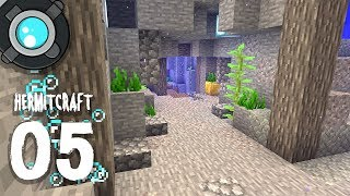 HermitCraft 6: 05 | Underwater MINES