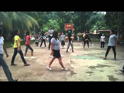 """MOPH-Claveria CHEERDANCE """"The Making"""" (last day) Part 1"""