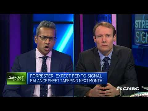 The Dollar Could Fall If The Fed Sounds Dovish On Rate Hike Forecasts - 19 Sep 17    Gazunda