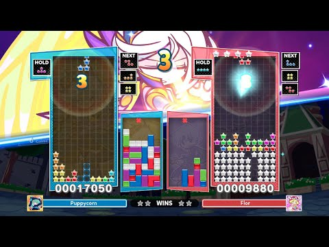 Puyo Puyo Tetris 2 (The Second Game) - Jul 11 21 A |