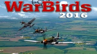 Warbirds 2016 - Release Trailer