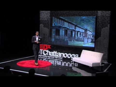 Equity or optics for Chattanooga | Robert Fisher | TEDxUTChattanooga