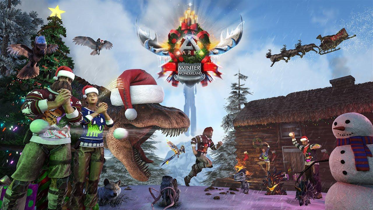 Ark Christmas Event 2020 ARK: Winter Wonderland 4   Official ARK: Survival Evolved Wiki