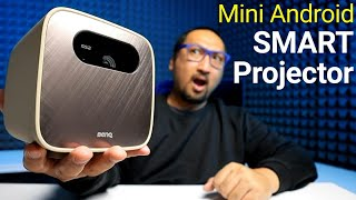 Proyektor Mini Portabel: Review BenQ GS2 - Smart Android Projector