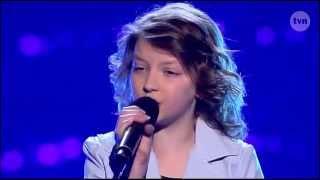 "Alicja śpiewa ""You will love again"" [Mali Giganci] TVN PL"