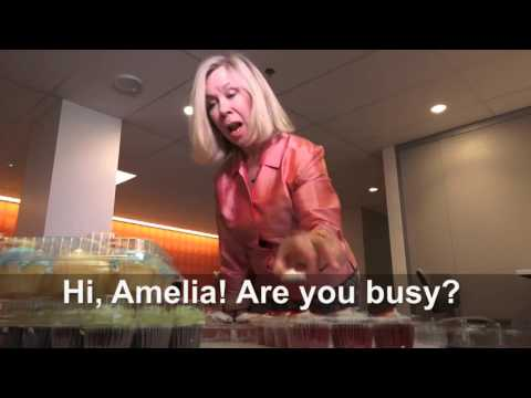 Let's Learn English Lesson 8: Are You Busy?
