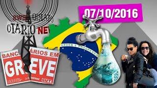 PEC do Teto de Gastos, Fim da Greve, Ana Carolina e Letícia Lima #OtarioNews@CanalDoOtario
