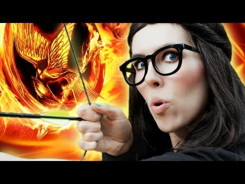 Katy Perry - Part Of Me (The Hunger Games) Music Video PARODY!