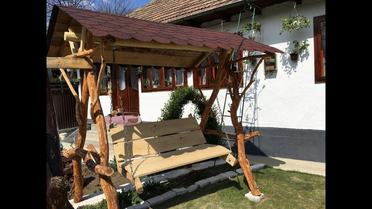 Download How to build a backyard swing (Cum sa construiesti un leagan de lemn- time lapse)