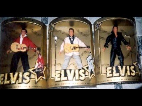 Bishop Brad Collector Series : ELVIS PRESLEY Dolls / Figurines 1993