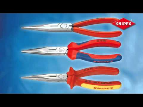 Knipex Long Nose Pliers - Origo Hand Tools