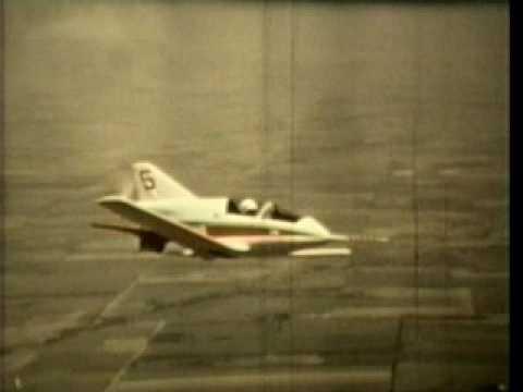 Flying a BD5