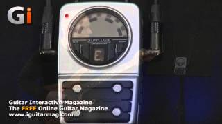 Peterson Stomp Classic Strobe Pedal Tuner Review - Guitar Interactive Magazine Issue 15