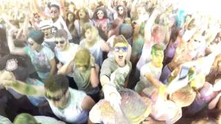 Happy Holi Brasília 2015 - GoPro Aftermovie