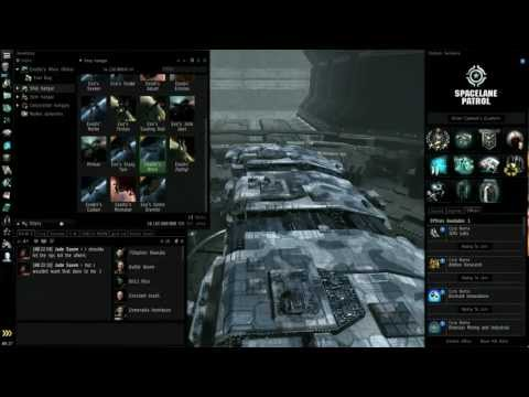 Eve Online - Building T2 Part 2/2 (Rhea), Debunking Jita Scams, & Selling it for ~7 BILL ISK
