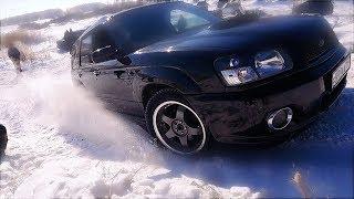 Фори Против Всех ! 5 Subaru Forester Vs Audi Quattro Vs Prado Vs Vitara Vs Hilux Vs Нива Vs Patriot