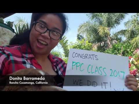 Keck Graduate Institute PPC Class of 2017
