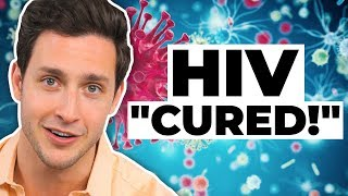 "Second Man ""CURED"" of HIV 