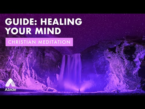 The Deepest Healing | Let Go Of All Negative Energy - HEALING YOUR MIND Abide Guide With Music