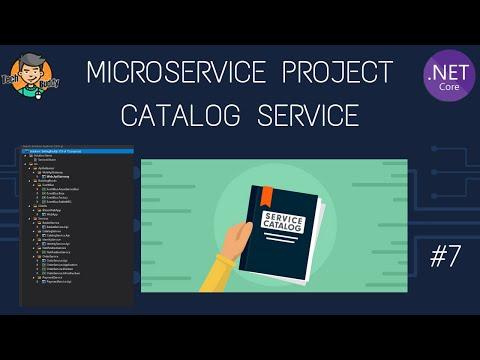 Microservice Project Catalog Service | SellingBuddy
