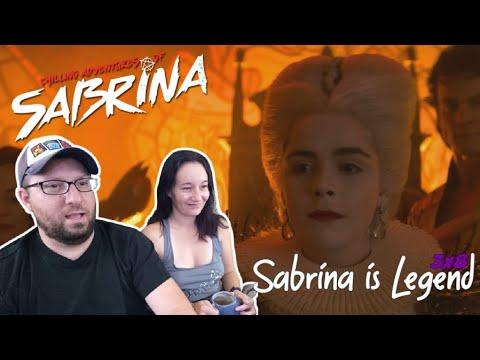 Download Chilling Adventures of Sabrina REACTION Season 3 FINALE: Sabrina is Legend