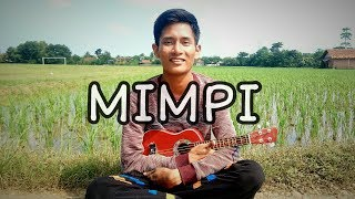 Anggun Mimpi Cover Kentrung (lirik)