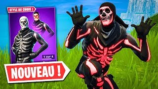 This NEW SKIN is coming to Fortnite. (Red Trooper Skull)
