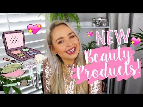My New Beauty Line! (Beauty Guru Parody)
