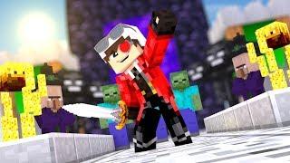 ТАВЕР ДЕФЕНС В МАЙНКРАФТЕ! МЫ ОТПРАВИЛИ 99.999.999.999 мобов!! | Minecraft Tower Defence