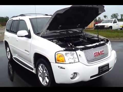 Wilson County Chevrolet >> SOLD. 2007 GMC ENVOY DENALI 4WD 5 3 VORTEC WHITE 95K LEATHER BOSE WILSON COUNTY MOTORS - YouTube