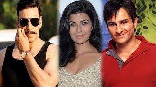 Bollywood News in 1 minute - 07/08/2014 - Akshay Kumar, Saif Ali Khan, Nimrat Kaur