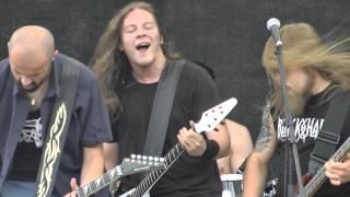 Blackshard - Live Deathnoise Starý Jíčín 2014
