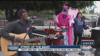 Music duo has been entertaining fans for years