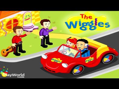 The Wiggles Game Videos - The Wiggles PlayWorld App Kitchen