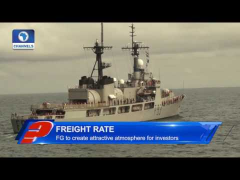 Question Time: Peterside Vows To Reposition NIMASA Pt.1