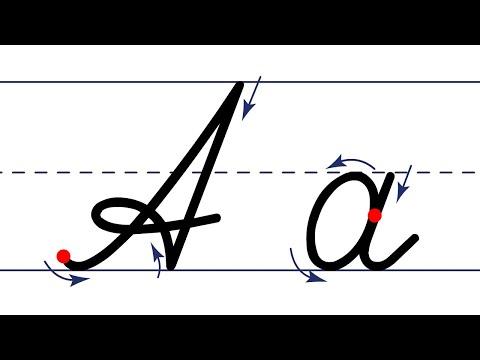 ✍ Русский алфавит. Как пишутся большие и маленькие буквы Русского языка. Заглавные и прописные буквы