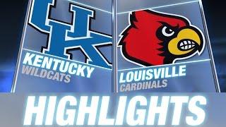 Kentucky vs Louisville | 2014-15 ACC Men