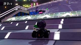 Wii U - Mario Kart 8 - Electrodrome