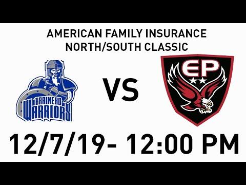 American Family Insurance North/South Classic (Boys Hockey): Brainerd Vs Eden Prairie