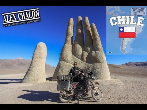 Expedition South - Episode 6 - Chilean Bolivian Trekking Disaster.Getting Lost FAIL!