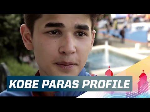 Kobe Paras - Star Profile - 2015 FIBA 3x3 U18 World Championships