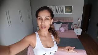UMA SEXTA DE ORGANIZAÇÃO FAXINA E TOUR PELA CASA | Carla Oliveira