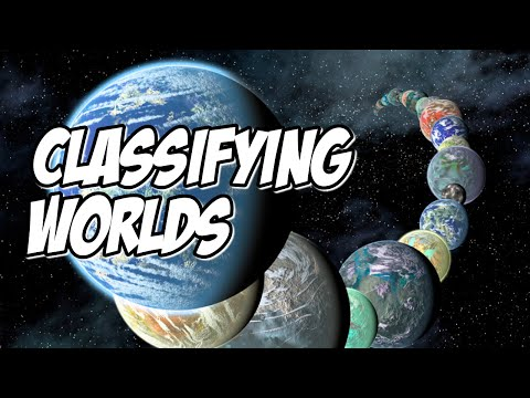 Classifying Worlds