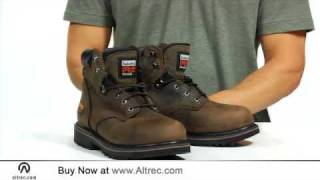 Timberland Pro Men s Pit Boss 6 Inch Steel Toe Work Boots