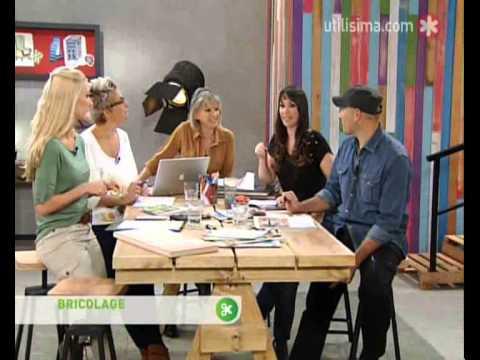 Marcelo vinocur bricolage utilisima youtube - Programa de bricolaje ...