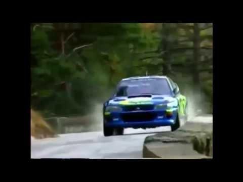Colin McRae Subaru Impreza 555 WRC