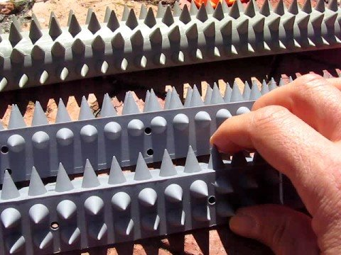Thorny Devil™ Fence Security (fence spikes)