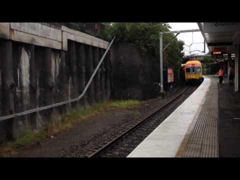 NSW Trainlink Livery