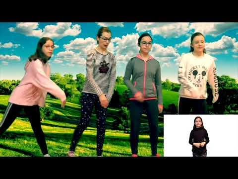 Canción poema María Victoria Moreno con lingua de signos